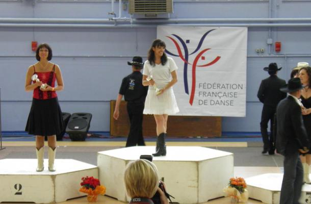 Finale 2011 podium