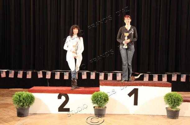 Championne 2012 Inter Régionale Division 2